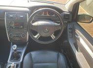 2007 Mercedes-Benz B-Class B 200 Turbo