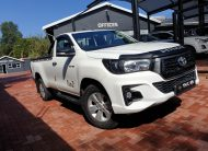 2017 Toyota Hilux 2.4 GD-6 RB Raider Single Cab Bakkie