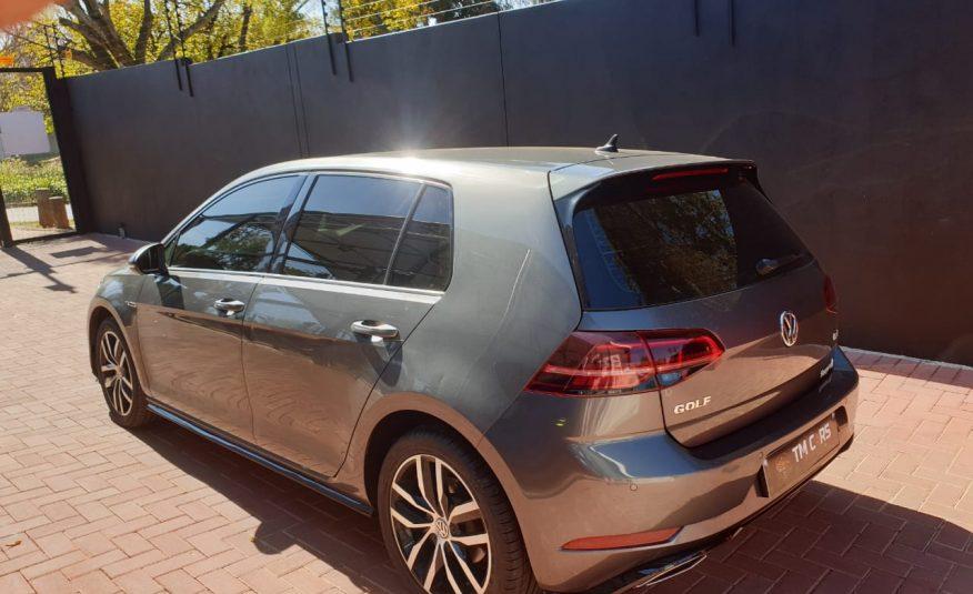 2017 Volkswagen Golf VII 1.4 TSI Comfortline Auto