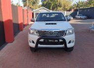 2011 Toyota Hilux 3.0 D-4D Legend 45 4×4 extra-Cab