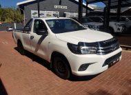 2016 Toyota Hilux 2.0 VVTi Single-Cab