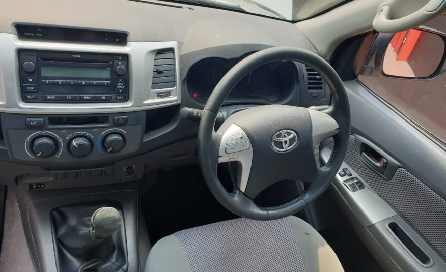 2013 Toyota Hilux 2.7 Vvti Raider R/b P/u S/c