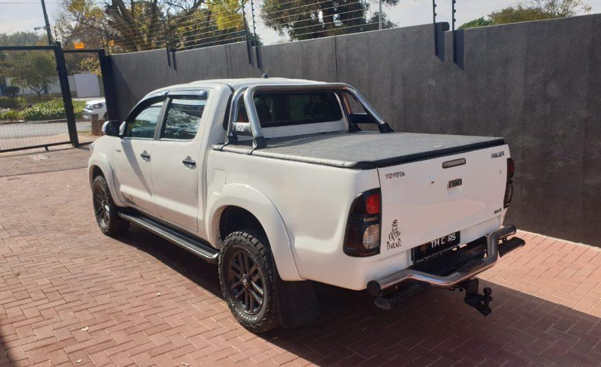 2015 Toyota Hilux 3.0 D-4D Raider 4×4 Double-Cab