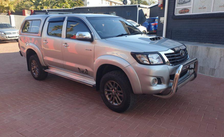 2013 Toyota Hilux 3.0 D-4D Raider Raised Body Double-Cab