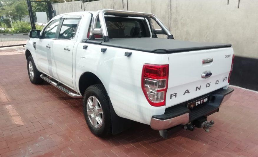 2014 Ford Ranger 3.2 TDCi XLT 4×4 Auto Double-Cab