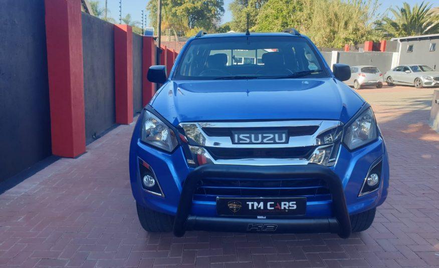2017 Isuzu KB 250D-Teq HO Hi-Rider Double-Cab