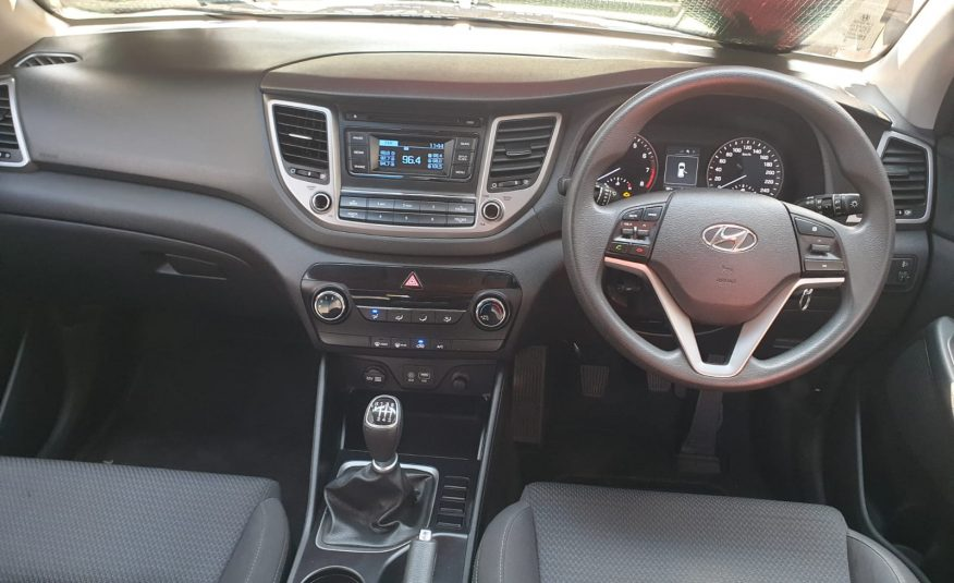 2017 Hyundai Tucson 1.6 TGDi Executive