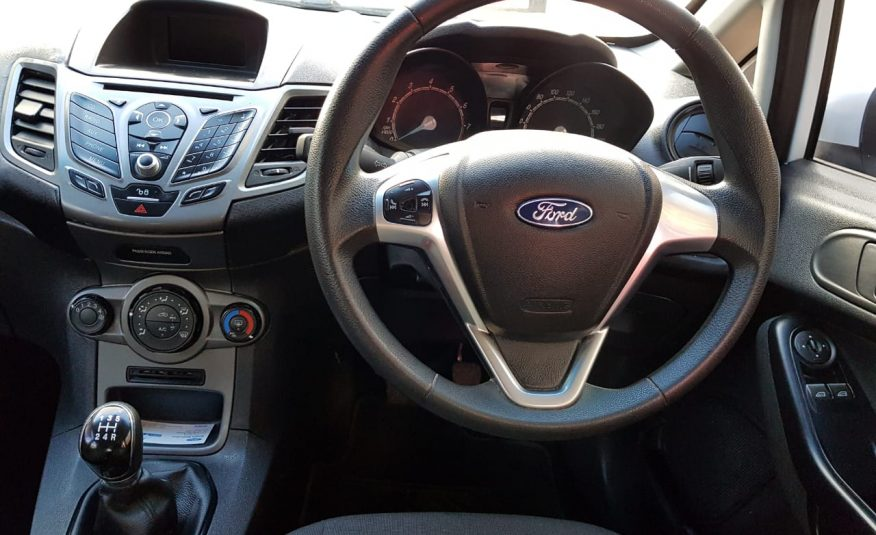 2017 Ford Fiesta 1.4 Ambiente 5-dr