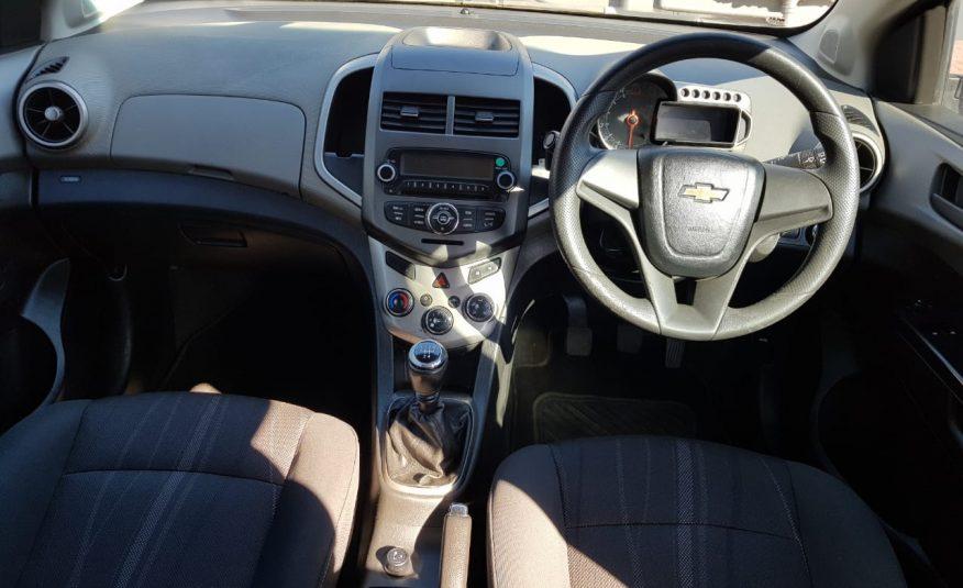 2012 Chevrolet Sonic 1.6 LS