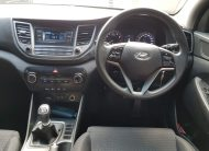 2017 Hyundai Tucson 1.6