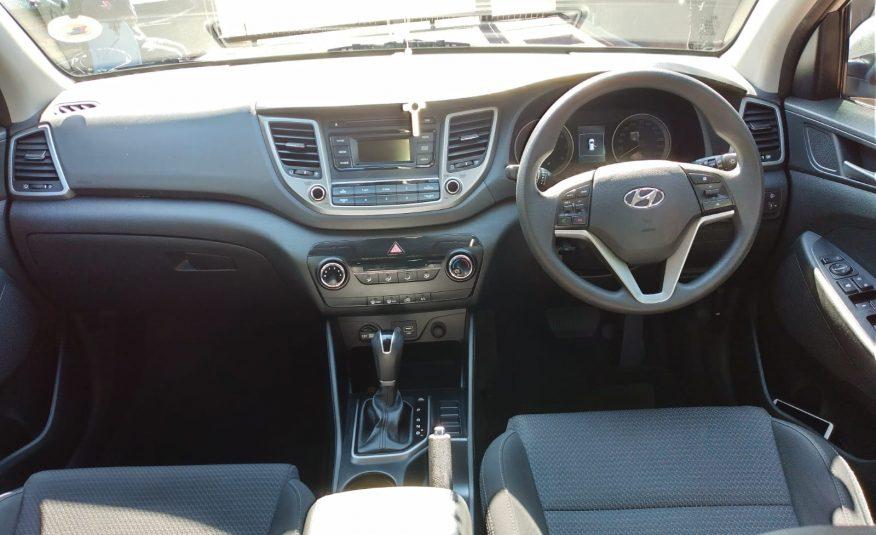 2018 Hyundai Tucson 2.0 Executive Auto