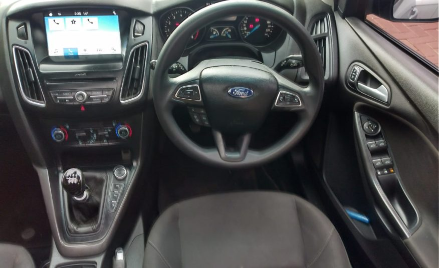 2017 Ford Focus 1.0 EcoBoost Ambiente 5-dr