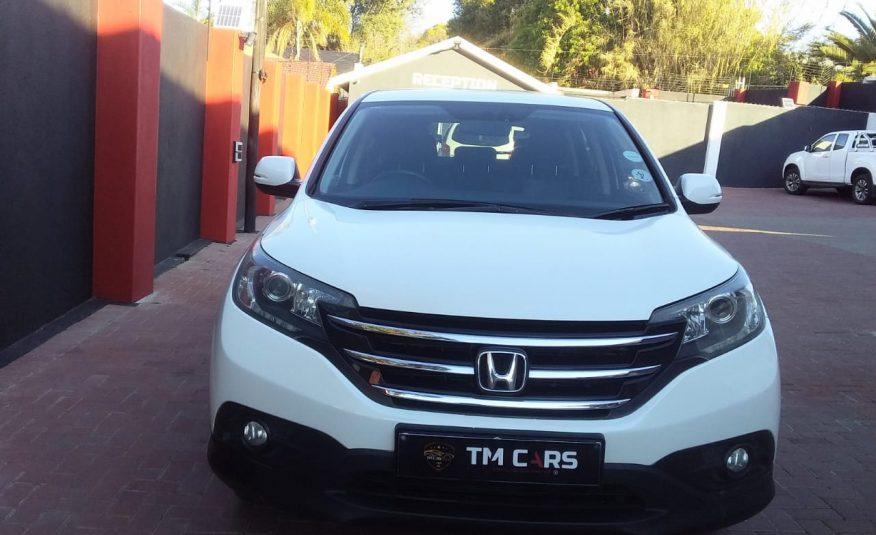 2013 Honda CR-V 2.4 Executive Auto