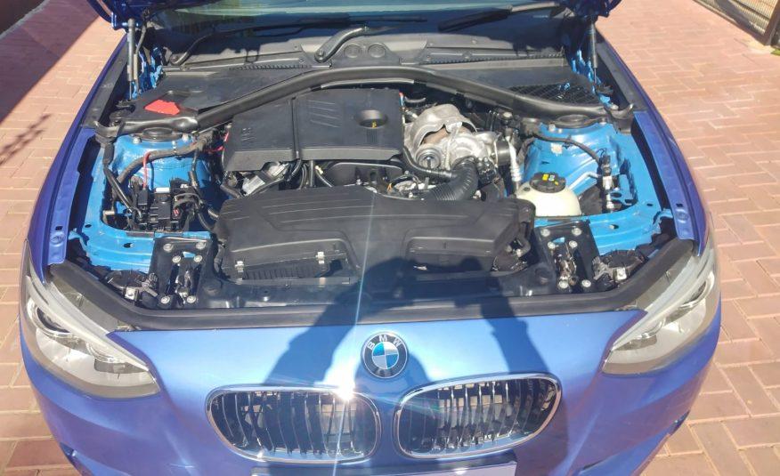 2014 BMW 1 Series 118i 5-dr Sport Auto
