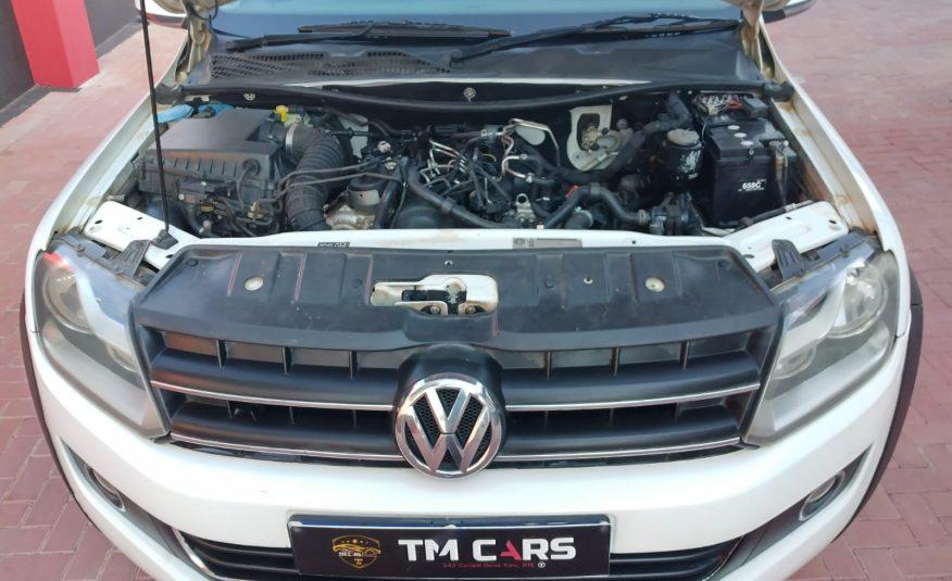 2011 Volkswagen Amarok 2.0 BiTDI Highline (132kW) 4Motion Double-Cab