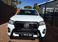 2018 Toyota Hilux 2.4 GD-6 Raider 4×4 Double-Cab