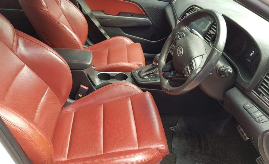 2018 Hyundai Elantra 1.6 Sport Elite Auto