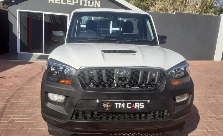 2018 Mahindra Scorpio 2.2 CRDe mHawk Single-Cab