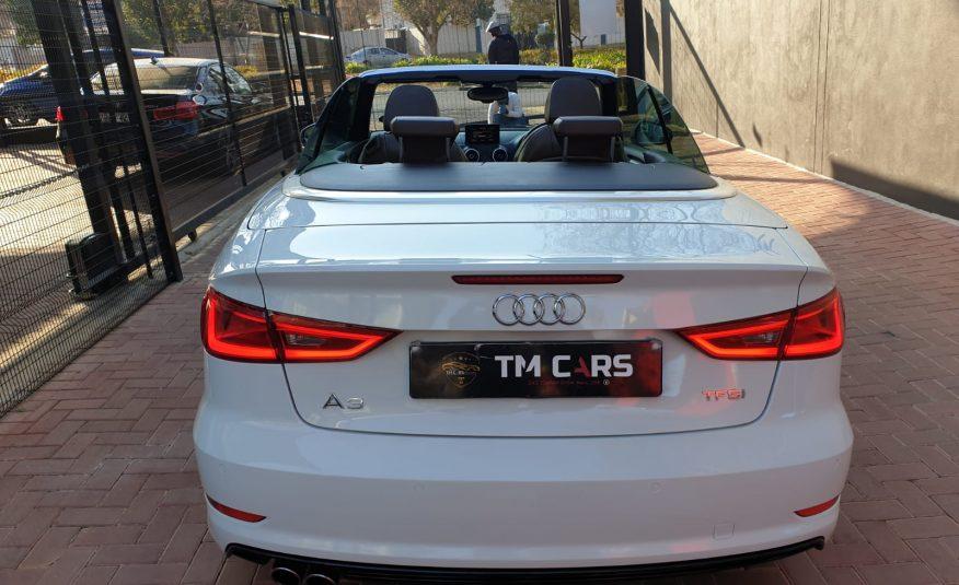 2014 Audi A3 Cabriolet 1.8 TFSI SE Auto