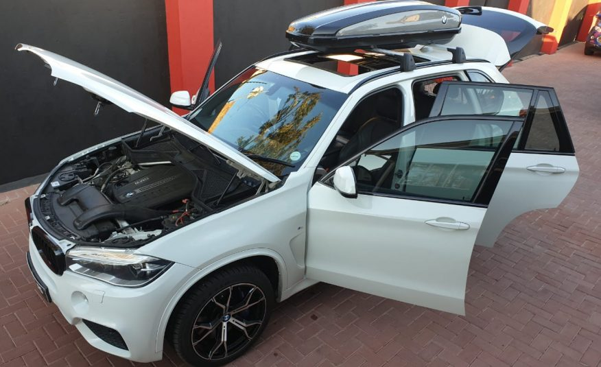 2015 BMW X5 xDrive30d M Sport Auto