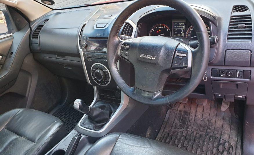 2014 Isuzu KB 300 D-Teq LX Double-Cab