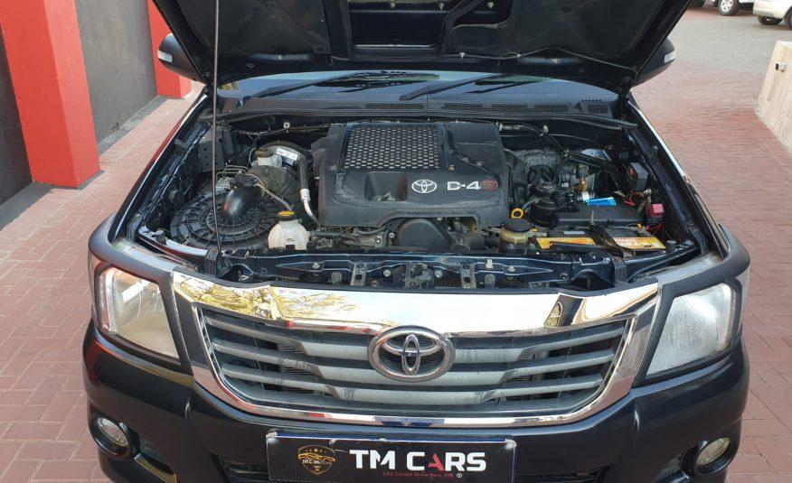 2012 Toyota Hilux 3.0 D-4D Raider Xtra-Cab 4×4