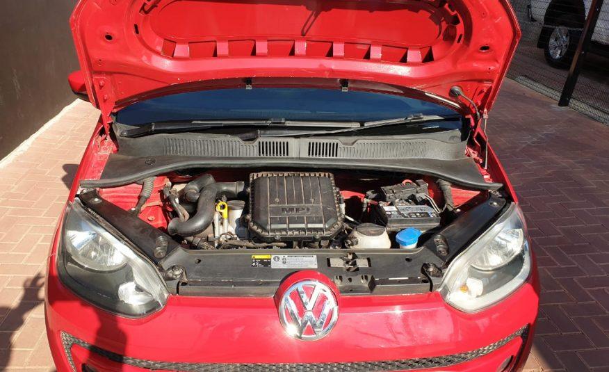 2015 Volkswagen Up Take Up! 1.0 3-dr
