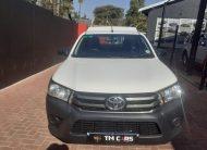 2016 Toyota Hilux 2.4 GD Single-Cab