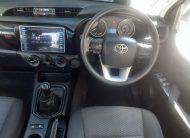2016 Toyota Hilux 2.4 GD-6 Raised Body SRX Double-Cab