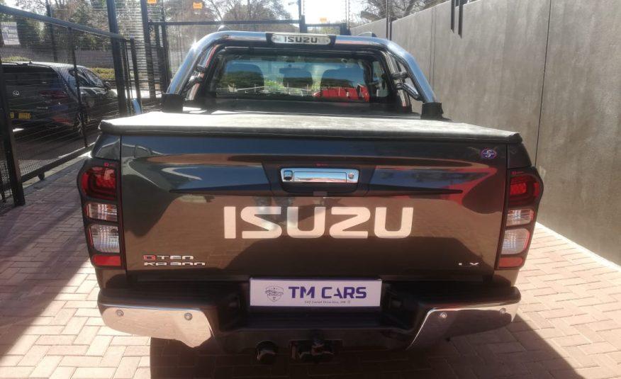 2017 Isuzu KB 300 D-Teq LX Double-Cab