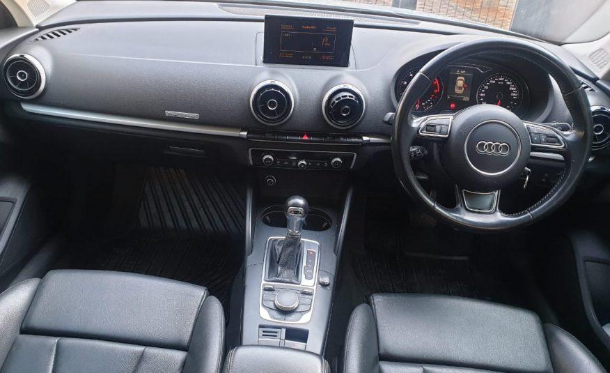 2015 Audi A3 Sedan 1.8 TFSI quattro Auto