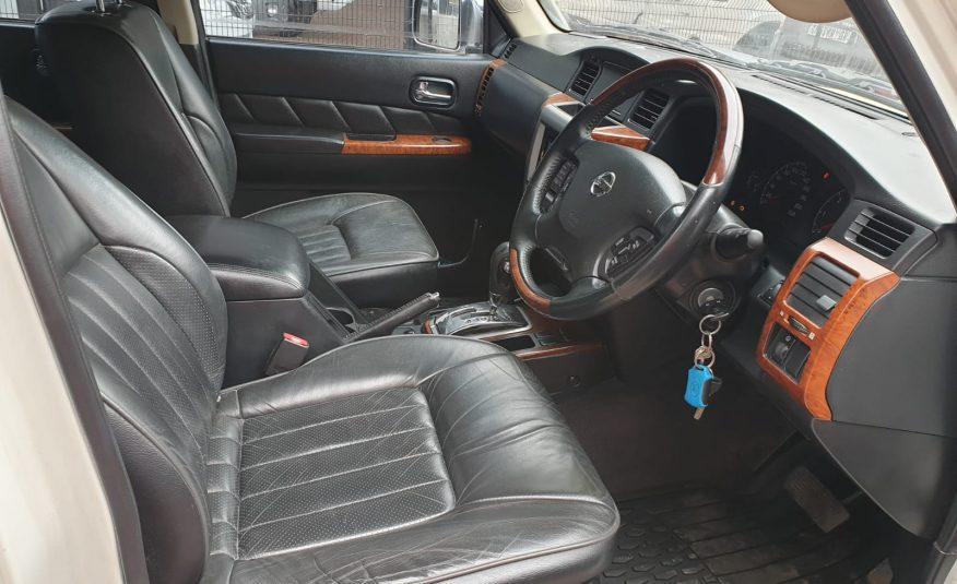 2014 Nissan Patrol 4.8 GRX 4×4 Auto