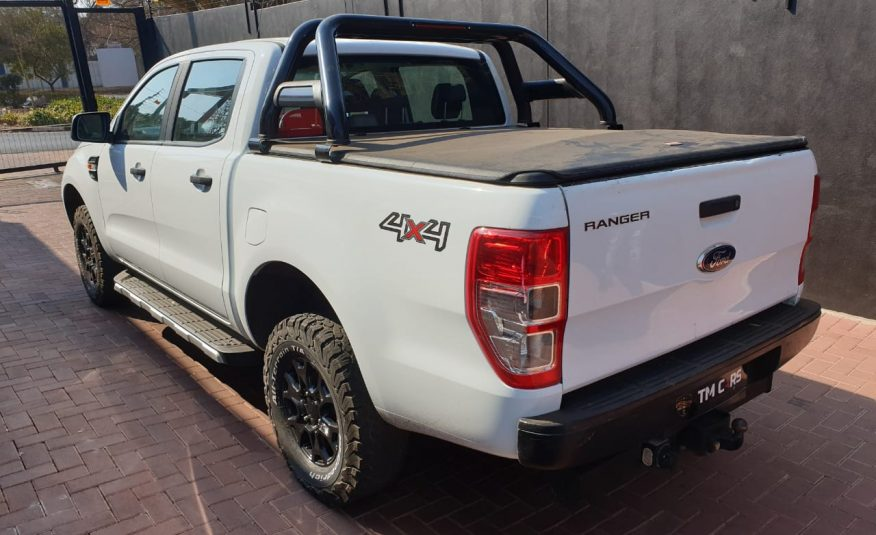 2016 Ford Ranger 2.2 TDCi XL 4×4 Double-Cab