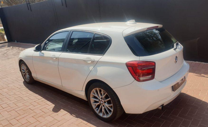 2014 BMW 1 Series 118i 5-dr Auto