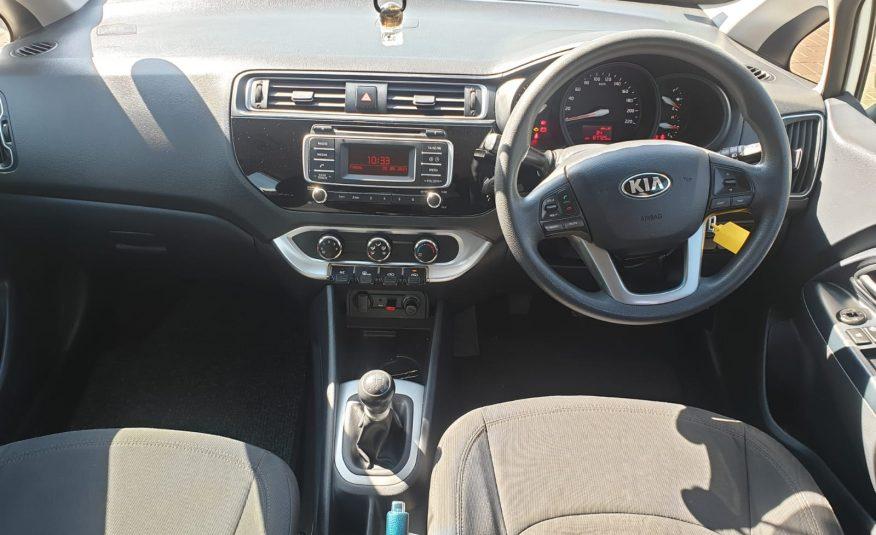 2017 Kia Rio 1.4 Sedan