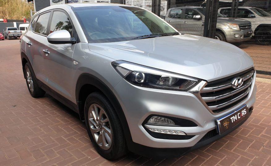 2018 Hyundai Tucson 2.0 Premium Auto