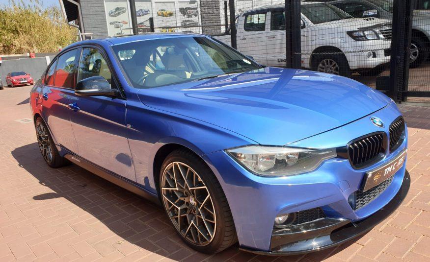 2016 BMW 3 Series 320i M Sport Auto