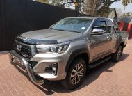 2017 Toyota Hilux 2.8 GD-6 Raised Body Raider Extended Cab