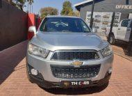 2012 Chevrolet Captiva 2.2D LTZ 4×4 Auto