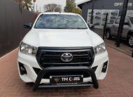 2019 Toyota Hilux 2.4 GD-6 Raised Body SRX Auto Extended Cab