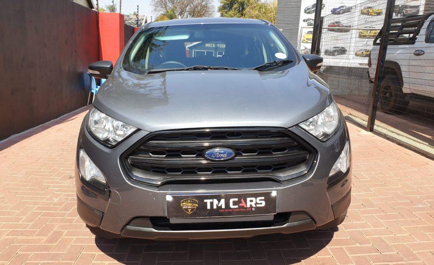2019 Ford EcoSport 1.5 TDCi Trend