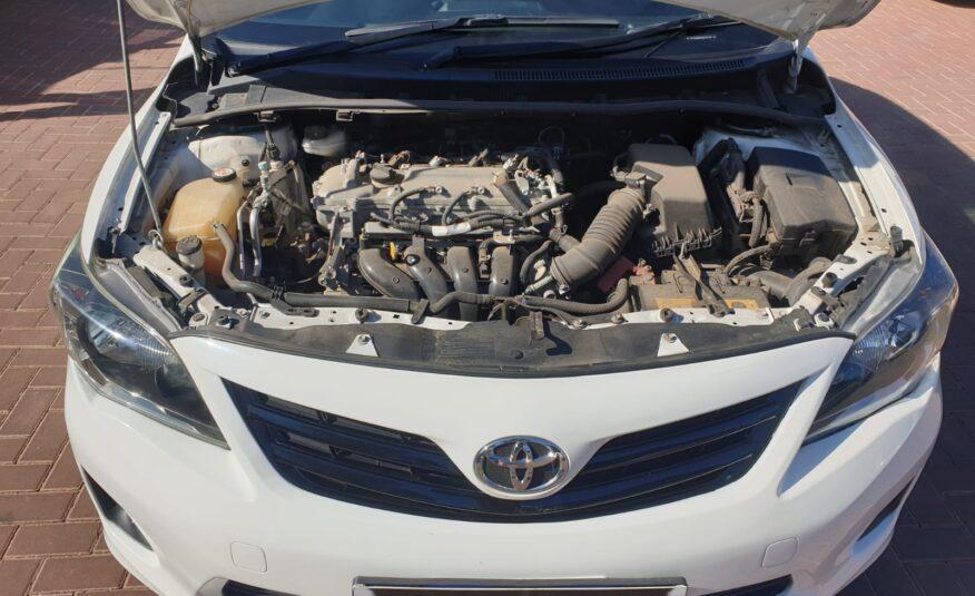 2018 Toyota Corolla Quest 1.6