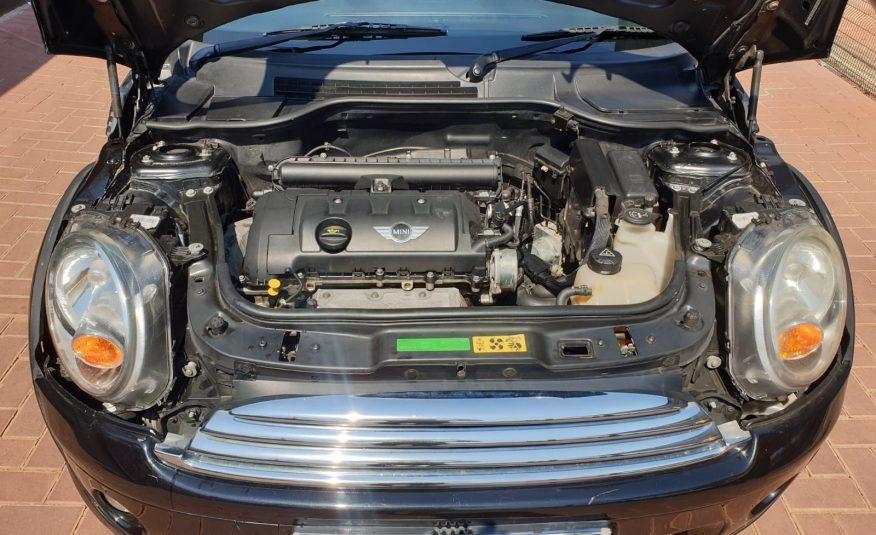 2010 MINI Coupe Cooper
