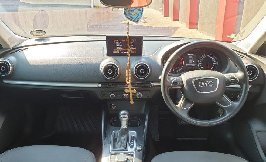 2016 Audi A3 Sportback 1.6 TDI Attraction Auto