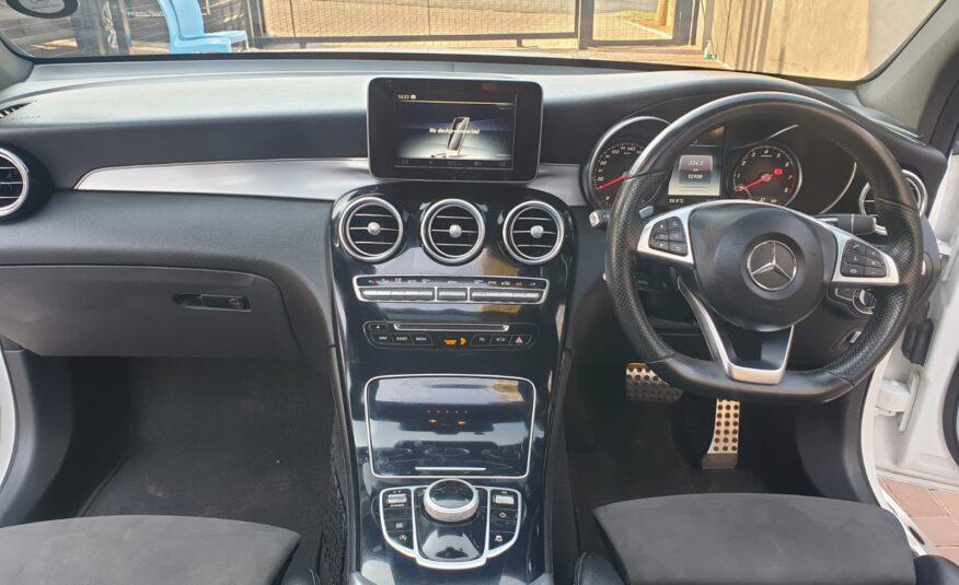 2017 Mercedes-Benz GLC Coupe 250 Auto 4matic