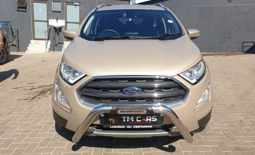 2019 Ford EcoSport 1.0 EcoBoost Titanium Auto