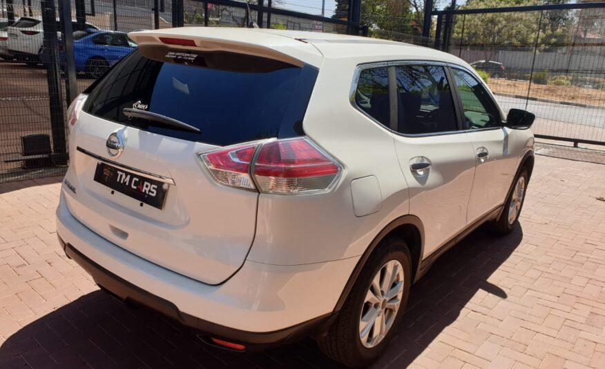 2016 Nissan X-Trail 2.0 4×2 XE