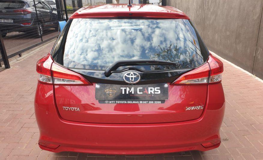 2018 Toyota Yaris 1.5 Pulse Auto 5-dr