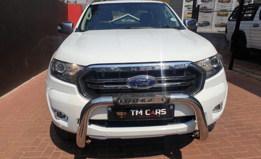 2019 Ford Ranger 3.2 TDCi XLT 4×4 Auto SuperCab
