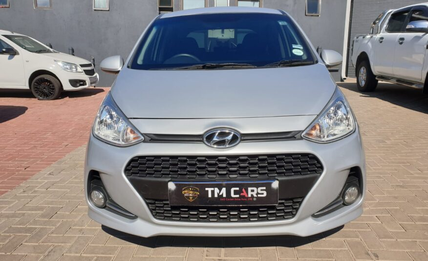 2018 Hyundai Grand i10 1.0 Motion Auto